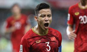 Quế Ngọc Hải lọt vào đội hình tiêu biểu vòng bảng Asian Cup