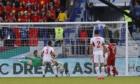 Trọng tài V-League: 'Bàn thắng của Jordan vào lưới Việt Nam sai luật'