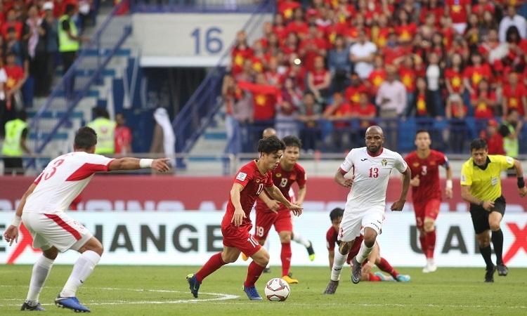 Công Phượng hay nhất ngày đầu tiên vòng 1/8 Asian Cup