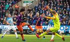 Man City bám sát Liverpool bằng trận thắng đậm