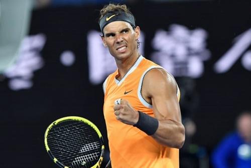 Nadal hướng tới danh hiệu Australia Mở rộng thứ hai trong sự nghiệp. Ảnh: AP.