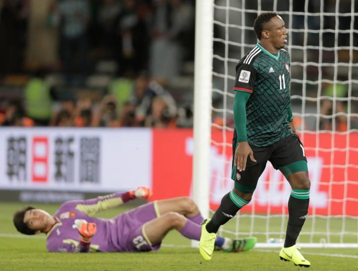 UAE chạm trán Australia ở tứ kết Asian Cup