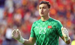 Đặng Văn Lâm: 'Bóng đá Việt Nam đã sang một trang mới'