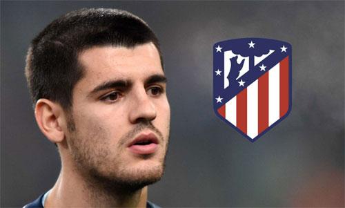 Morata sẽ trở lại Tây Ban Nha.
