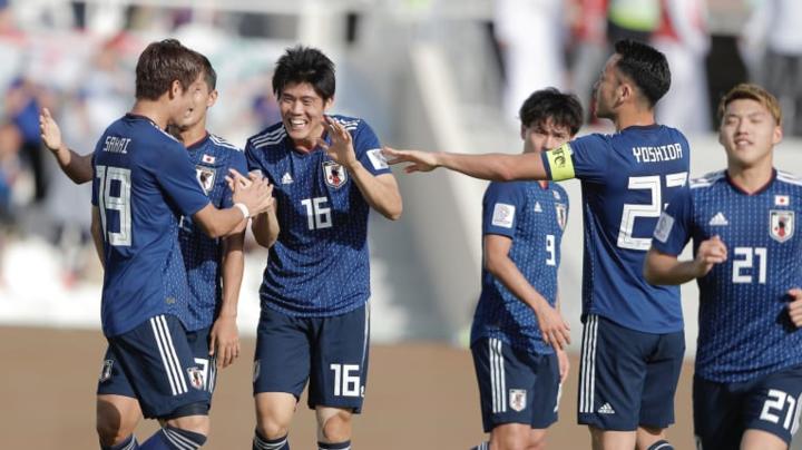 Nhật Bản vào tứ kết Asian Cup với màn trình diễn khiến người hâm mộ nổi giận. Ảnh: AFC.