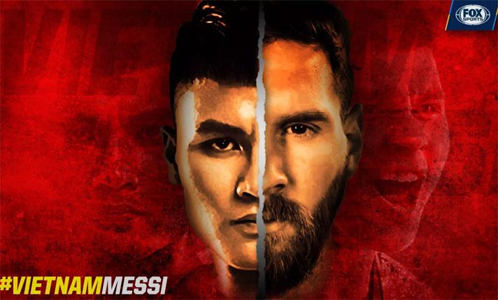 Quang Hải có vai trò dẫn dắt và ghi những bàn thắng quan trọng giống như Messi.