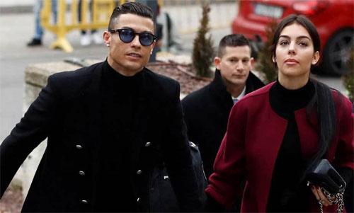 Ronaldo thoát nguy cơ ngồi tù sau khi đạt được thỏa thuận với cơ quan thuế. Ảnh: Marca