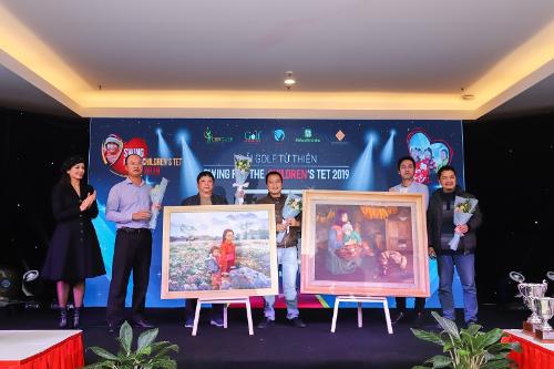 Giải golf từ thiện Swing for the childrens Tet 2019 thu về gần 3 tỷ đồng - 2