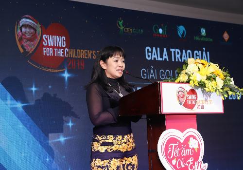 Giải golf từ thiện Swing for the childrens Tet 2019 thu về gần 3 tỷ đồng - 1