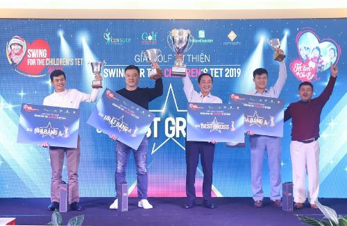 Giải golf từ thiện Swing for the childrens Tet 2019 thu về gần 3 tỷ đồng - 3