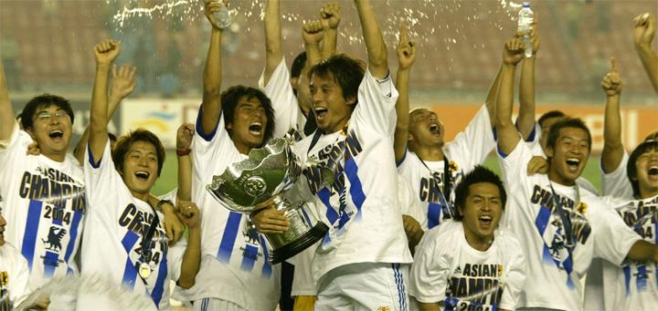 Asian Cup 2004 chứng kiến một tuyển Nhật Bản hay nhất lịch sử, với thứ bóng đá đẹp mắt, nhưng cũng giàu sức mạnh.