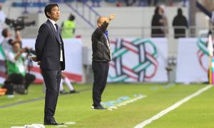 HLV Nhật Bản thừa nhận chiến thắng vất vả trước Việt Nam