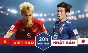 Việt Nam thua thiệt Nhật Bản mọi mặt trước trận tứ kết