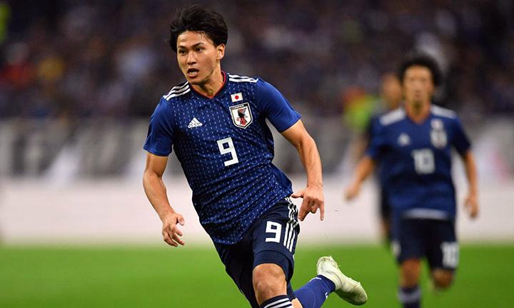 Minamino chưa có bàn thắng nào ở Asian Cup 2019. Ảnh: AP.
