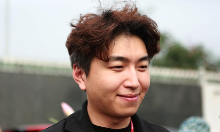 Phóng viên Yeom Bong-jun quan tâm đặc biệt đến tương lai của Quang Hải. Ảnh: Xuân Bình.