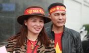 Bố mẹ tuyển thủ Việt Nam mong chờ con về ăn Tết