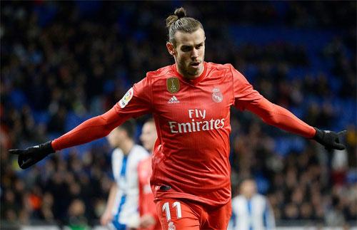 Bale không mất nhiều thời gian để tái khẳng định giá trị.