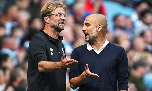 Guardiola quan ngại vì độ ổn định của Liverpool.