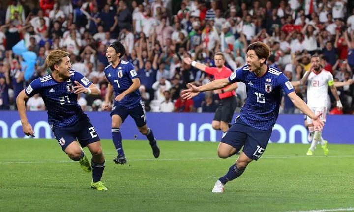 Nhật Bản giành chiến thắng thuyết phục trước Iran nhờ đấu pháp hợp lý. Ảnh: Fox.