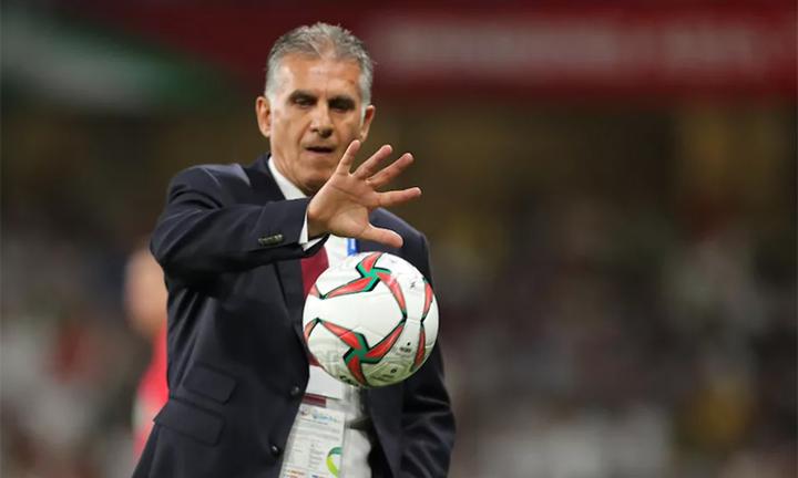 Sau khi chia tay Iran, bến đỗ tiếp theo của HLV Queiroz được cho là tuyển Colombia. Ảnh: FOX Sports.