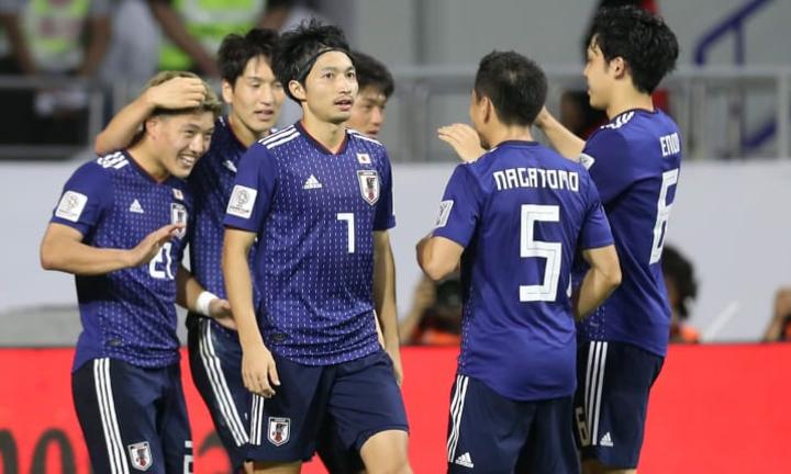 Gaku Shibasaki (số 7) và đồng đội được đánh giá cao hơn Qatar, nhưng đó không phải lợi thế. Ảnh: AFC.