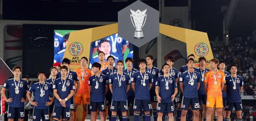 Nhật Bản lần đầu tiên thất bại ở chung kết Asian Cup. Ảnh: AFC.