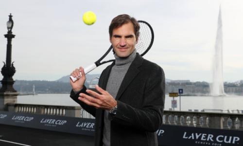 Federer tụt ba bậc, xuống thứ sáu thế giới sau Australia Mở rộng 2019. Ảnh: Tennisnow.