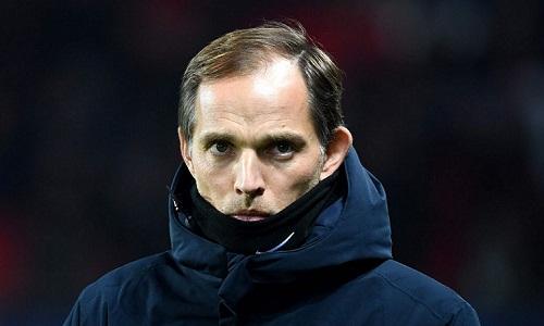 Tuchel muốn PSG đá tấn công trên sân Man Utd dù không có Neymar và Cavani. Ảnh: AFP.