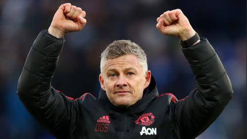 Solskjaer mang tới niềm tin chiến thắng cho Man Utd. Ảnh:AFP.
