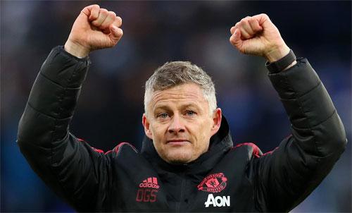 Solskjaer thành công trong việc giúp Man Utd hồi sinh.
