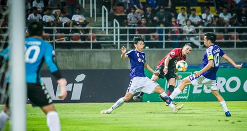 Bangkok Utd thất bại ngay trên sân nhà tối 12/2. Ảnh: AFC