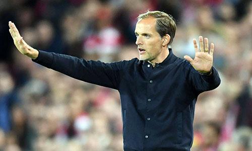 Tuchel nhắc học trò không được phép chủ quan sau khi thắng Man Utd. Ảnh: Reuters.