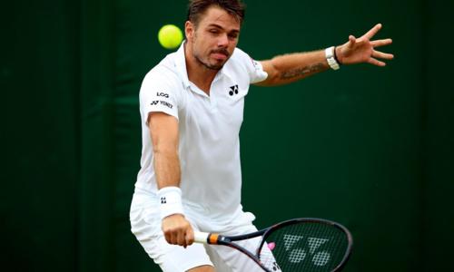 Wawrinka đã thắng 16 trong 28 trận chung kết ở ATP Tour. Ảnh: PA.