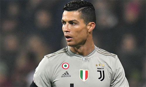Ronaldo đang chơi tốt trong màu áo Juventus. Ảnh: Reuters