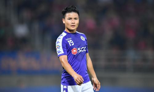 Quang Hải và đồng đội không dễ đòi nợ Bình Dương, khi họ phải căng sức trên cả mặt trận châu Á - AFC Champions League. Ảnh: HNFC.