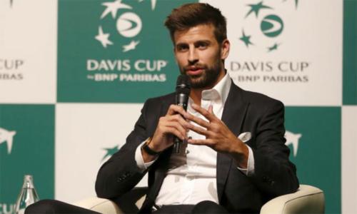 Pique muốn cải tổ Davis Cup để làm tăng tính hấp dẫn của sân chơi này.