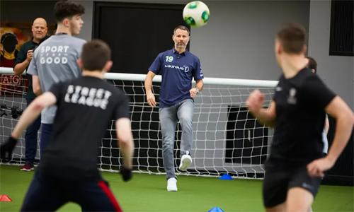 Giggs cho rằng Man Utd cần lên kế hoạch để tìm kiếm sự ổn định dưới sự dẫn dắt củaSolskjaer. Ảnh: Guardian.