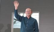 Thầy Park tuyên bố chỉ nắm một đội tuyển của Việt Nam