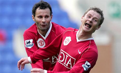 Giggs thấu hiểu Solskjaer nhờ có nhiều năm gắn bó trong màu áo Man Utd.