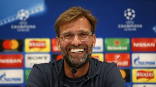 Klopp và Liverpool được đánh giá cao ở Ngoại hạng Anh lẫn Champions League. Ảnh:Reuters.