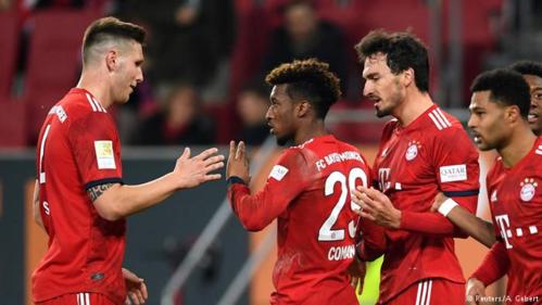 Bayern sẵn sàng cho chuyến làm khách tại Anfield. Ảnh:AFP.