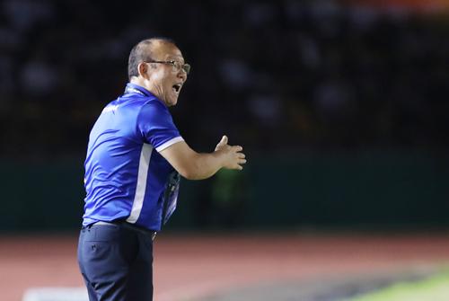 VFF mong muốn HLV Park Hang-seo sẽ tiếp tục dẫn dắt cả U22 Việt Nam và đội tuyển quốc gia.
