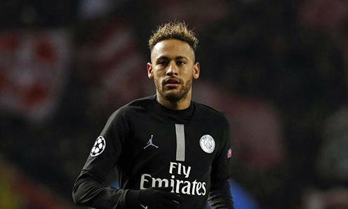 PSG vẫn chơi tốt dù không có sự phục vụ của Neymar. Ảnh: Reuters.
