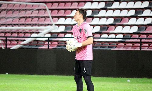 Văn Lâm mắc lỗi trong trận đầu tiên bắt chính cho Muangthong United.