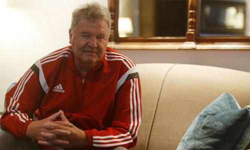 Toshack từng có không ít năm làm việc với bóng đá Tây Ban Nha. Ảnh: Marca