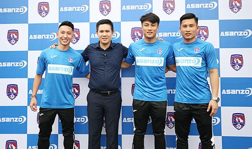 Quảng Ninh sở hữu nhiều cầu thủ chất lượng, được đánh giá là đội bóng có thể cạnh tranh ngôi vô địch tại V-League.