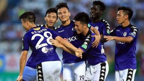 Hà Nội duy trì sức mạnh vượt trội, và tiếp tục là ứng viên sáng giá nhất ở V-League năm nay.