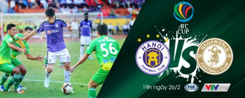Hà Nội và Bình Dương ra quân ở AFC Cup - 1