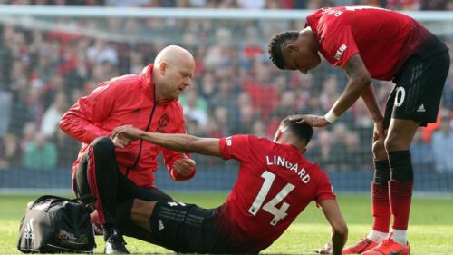 Bão chấn thương đang tàn phá Man Utd. Ảnh: MUFC.
