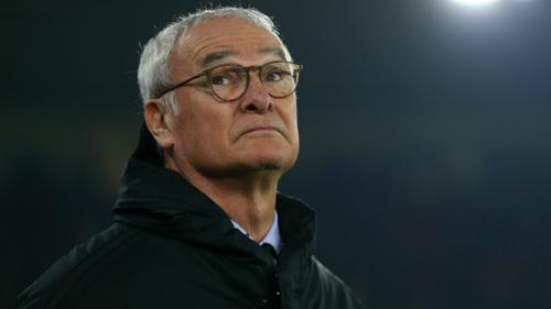 Ranieri bị sa thải ở hai đội bóng gần nhất dẫn dắt tại Ngoại hạng Anh là Leicester và Fulham. Ảnh:AFP.